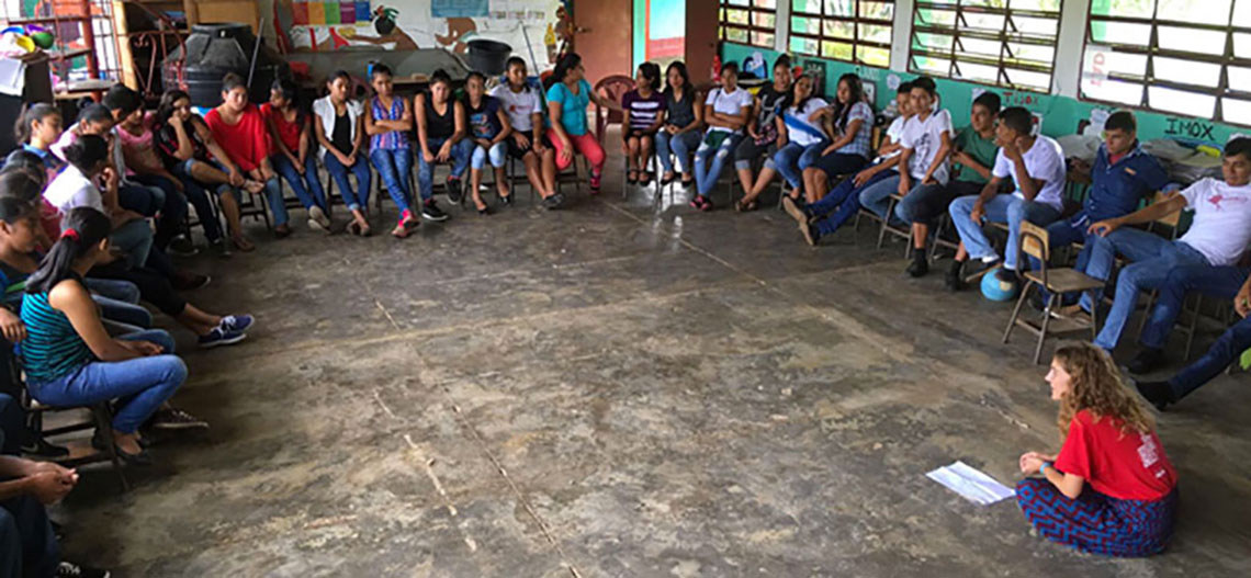 Brigada Guatemala 2017