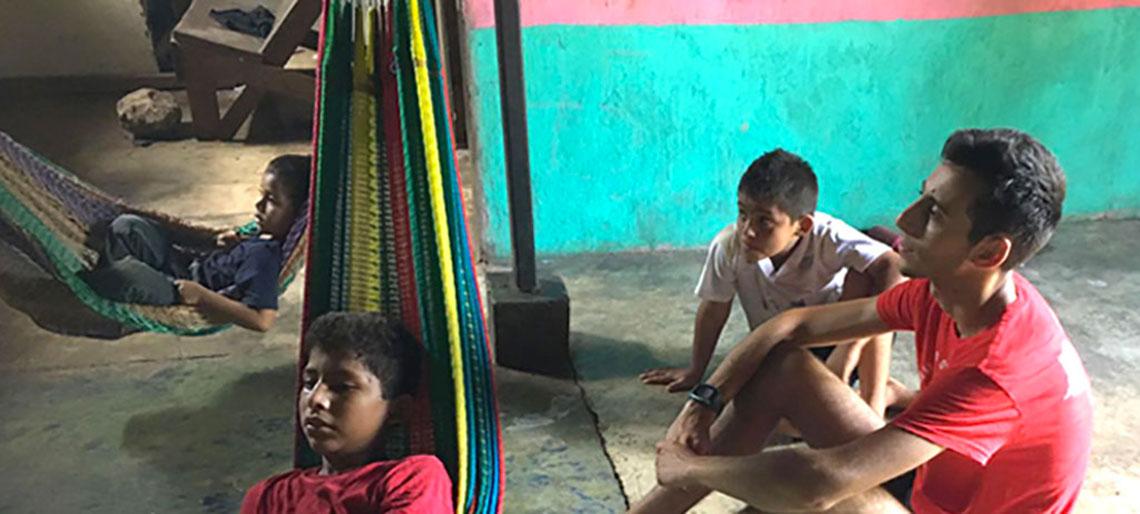 C.E.S.T.A. di racconti dal Guatemala.