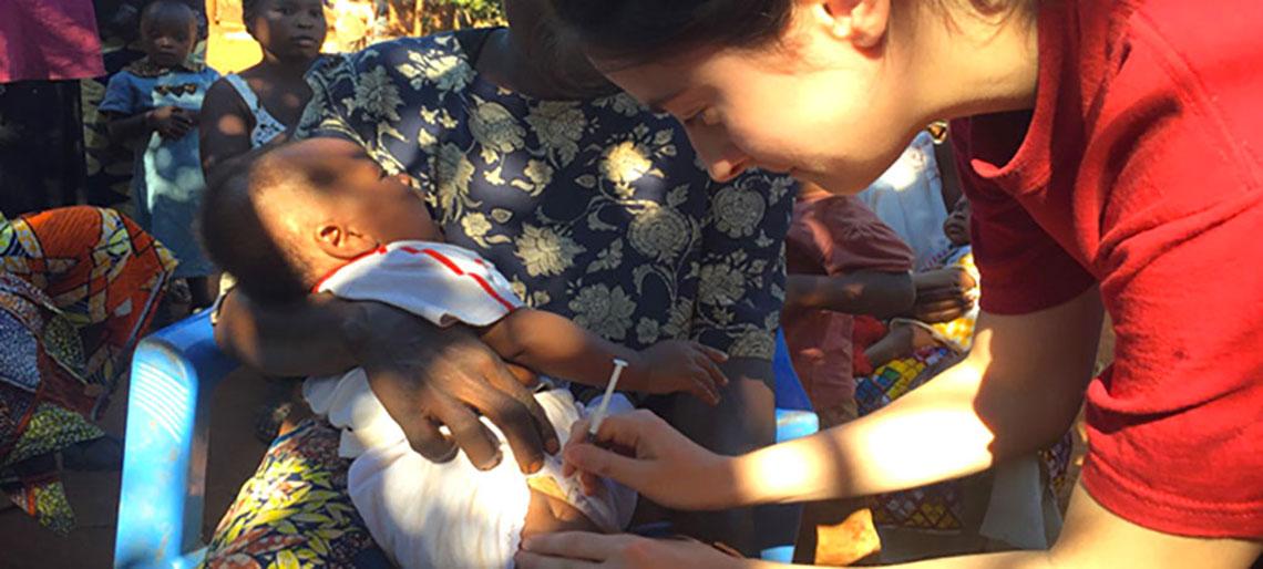 Congo, vaccini e stelle