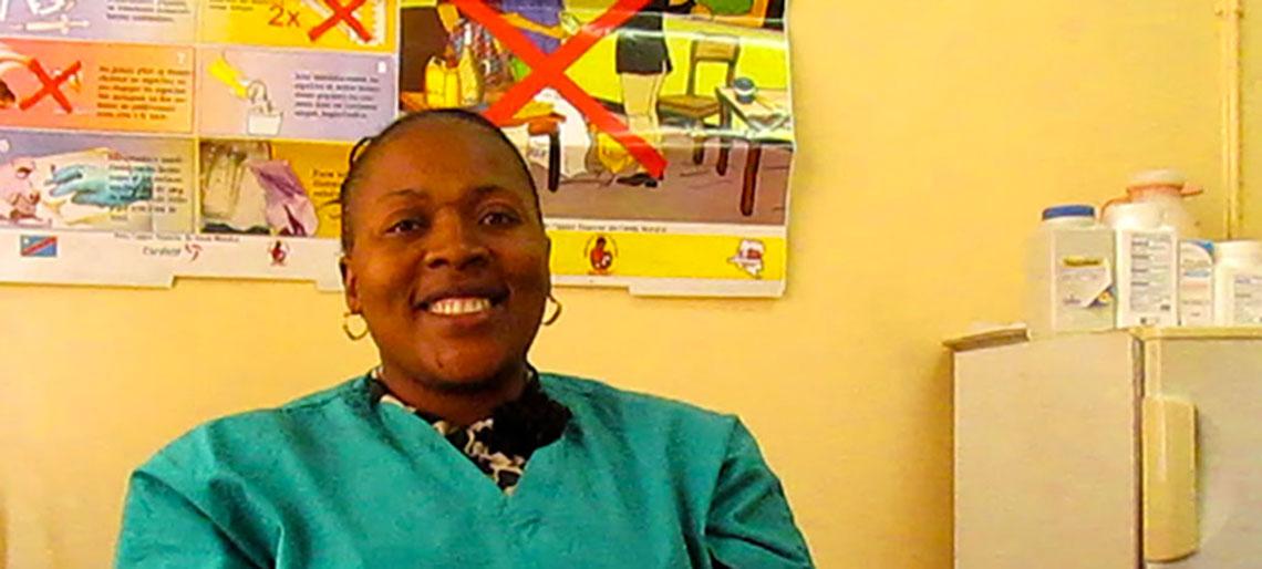 Intervista a Francine: responsabile del progetto di lotta alla trasmissione verticale dell'HIV
