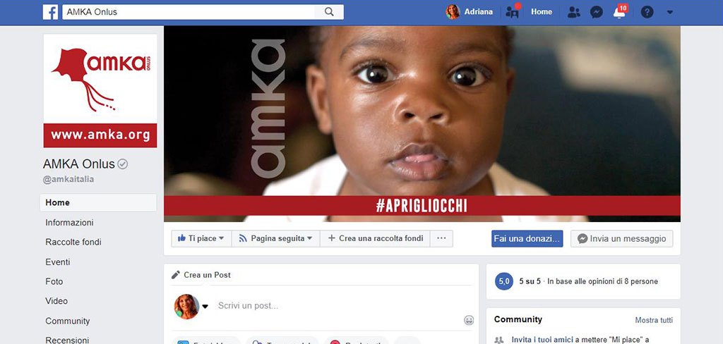 Come fare una Raccolta Fondi su Facebook | InfoDrones.It