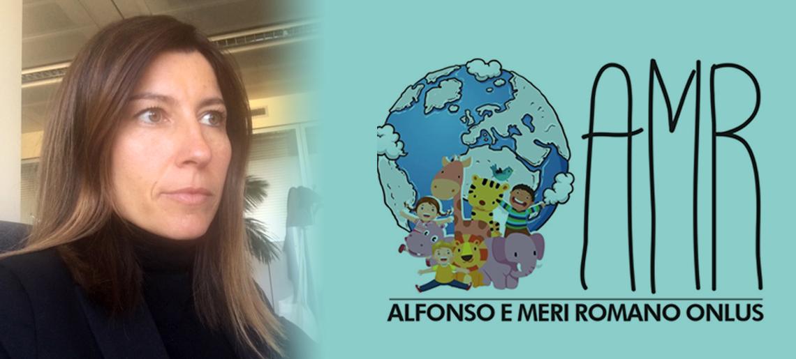 A Tu Per Tu Con Alessandra Romano, Presidente Dell'Associazione Alfonso E Meri Romano Onlus