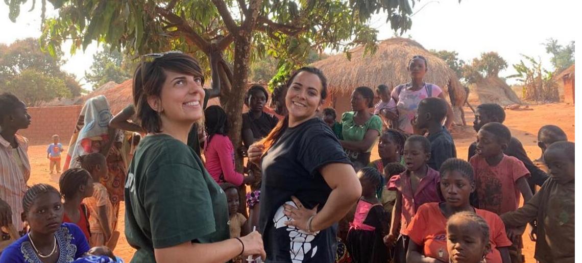 Da Grande Voglio Andare In Africa