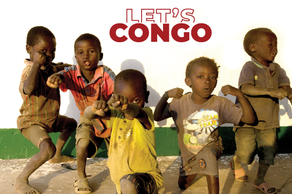 LET'S CONGO